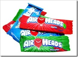 Airheads Taffy & Candy